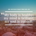 A Tranquil Soul
